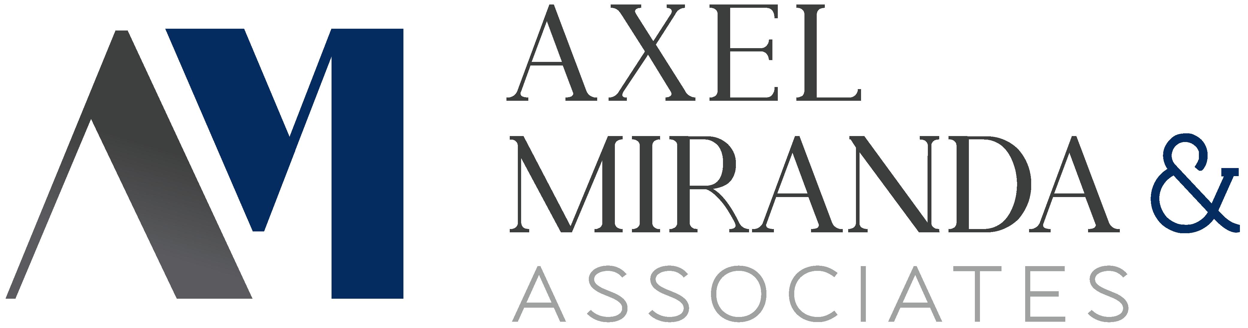 Axel Miranda Website